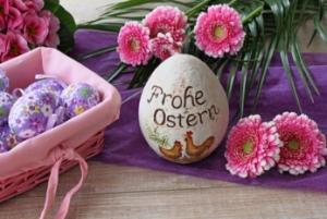 Frohe Ostern im Marinapark