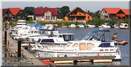 Bootsliegeplätze Marinapark