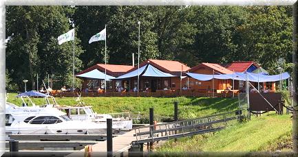 Hafencafé Marinapark