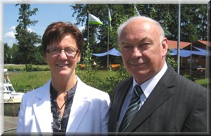 Margret und Hermann Schweers