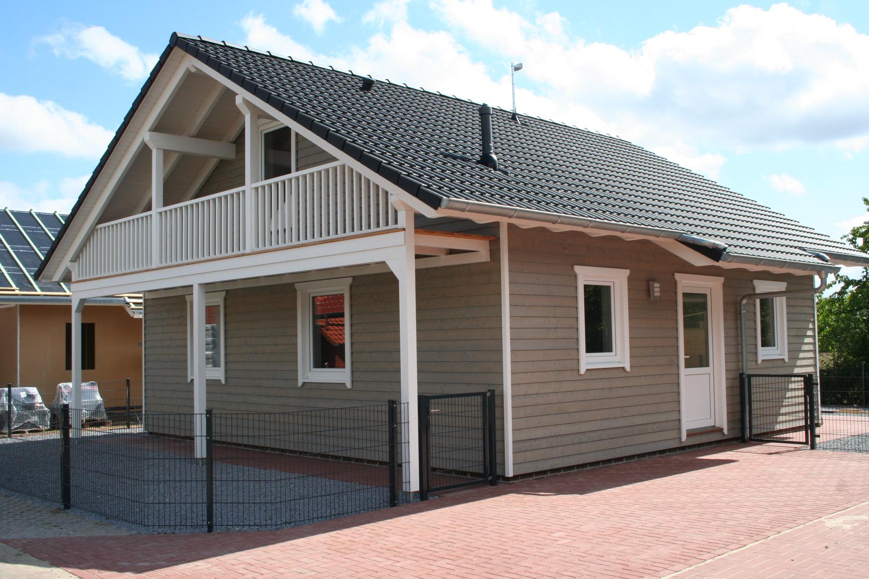 Haus Nr. 144 Marinapark Emstal Musterhaus