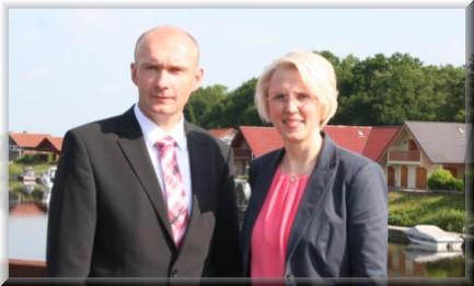 Petra und Heiner Schweers